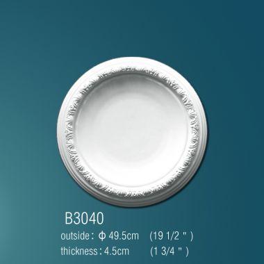 Декоратинвая розетка В3040 49,5см