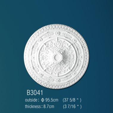Декоратинвая розетка В3041 95,5см