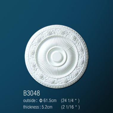 Декоратинвая розетка В3048 61,5см