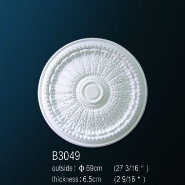 Декоратинвая розетка В3049 69см