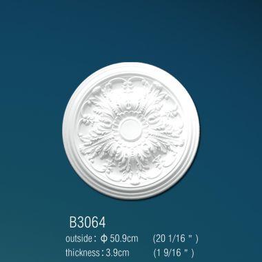 Декоративная розетка В3064 50,9см