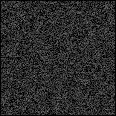 Напольная плитка: Flamenco, 33x33, черный, (FC4D232-63)