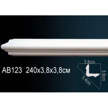 Декор. профиль АВ123