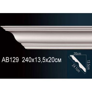Декор. профиль АВ129