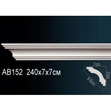 Декор. профиль АВ152