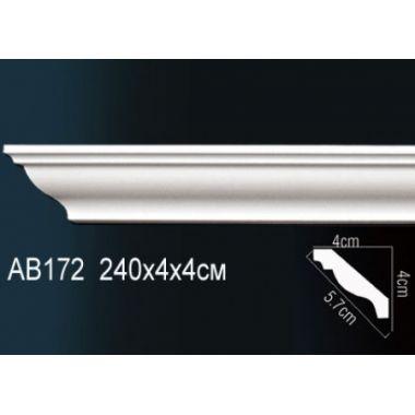 Декор. профиль АВ172