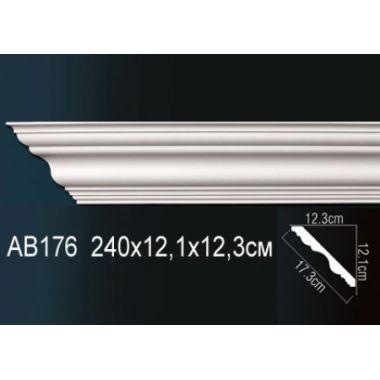 Декор. профиль АВ176