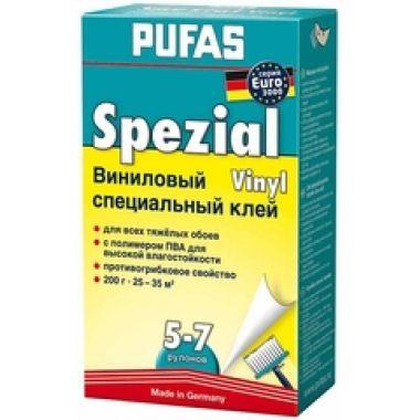 Клей Pufas Spezial Vynil (зел. винил) 200гр