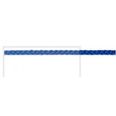 Верёвка 5 мм полипроп., синяя, плетёная