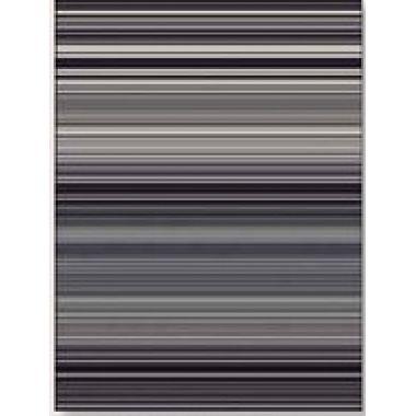 Дорожка циновка 2,00х2,90 Черно-серое плетение Lod 3360/6g48