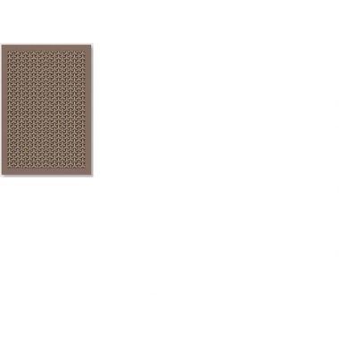 Дорожка циновка Черно-коричневое плетение 1,20х1,70 Lod 3360/6h89