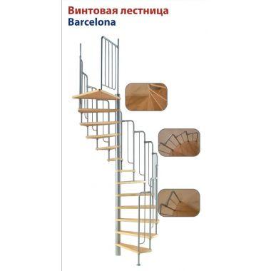 Винтовая лестница BARCELONA