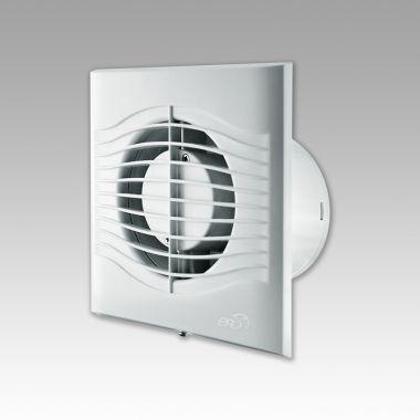 Вентилятор накладной осевой SLIM 4C