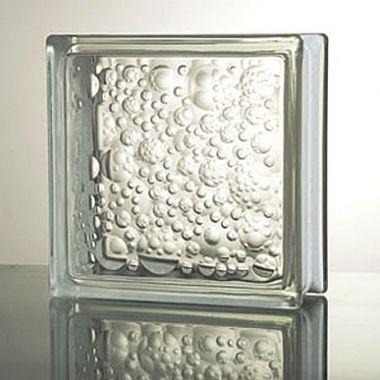 Стеклоблок Water bubble JH006