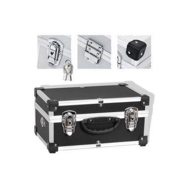 Кейс алюминиевый  черный  (320х230х155) PRM10106B