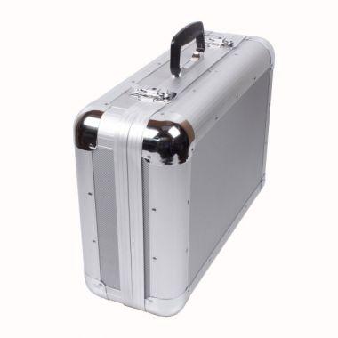 Кейс раскладной для мелочей алюминиевый   PRM10117