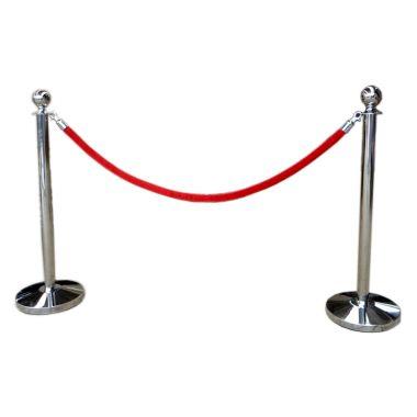Декоративный стальной столб h -1м,  d-51мм, 1300