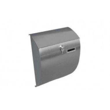 Почтовый ящик NICЕ  металлический черный BG61003