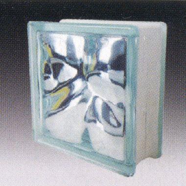 Стеклоблок зеркальный  J-1