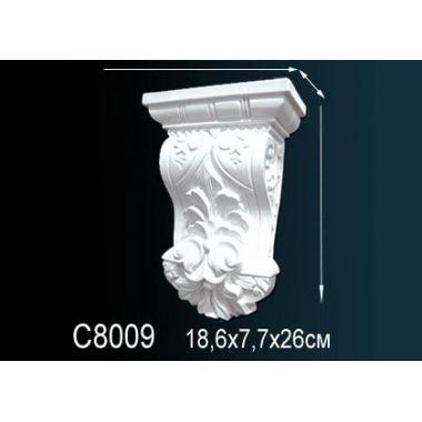 Декоративная консоль С8009 18,6х7,7х26см