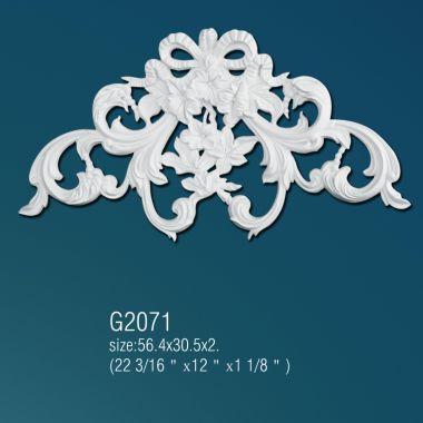 Декоративный орнамент G2071(56.4*30.5*2см)