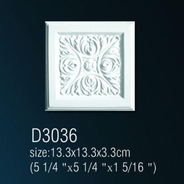 Капитель D3036 (13.3*13.3*3.3 см)