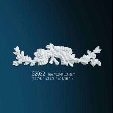 Декоративный орнамент G2032 (40.3x9.8x1см)