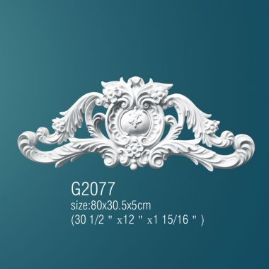Декоративный орнамент G2077 (80x30.5x5см)