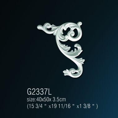 Декоративный орнамент G2337L (40x50x3.5см)