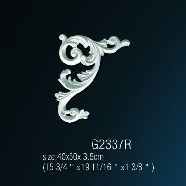 Декоративный орнамент G2337R (40x50x3.5см)