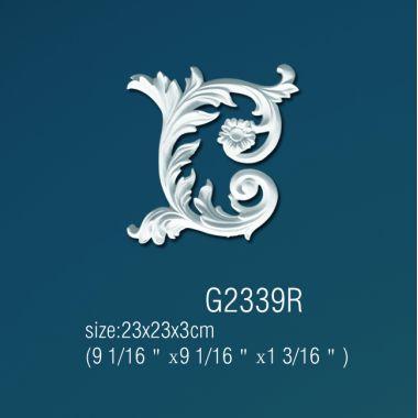 Декоративный орнамент G2339R (23x23x3см)