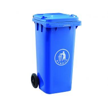 Мусорный контейнер 100л синий