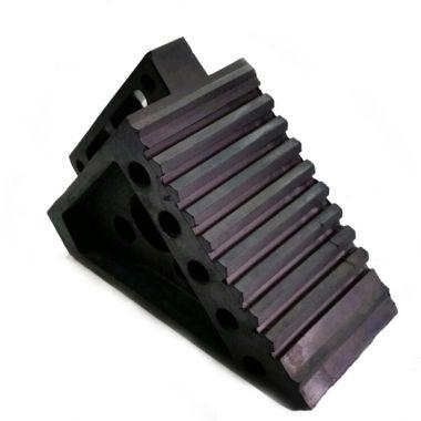 Парковочный блок резиновый, 9081