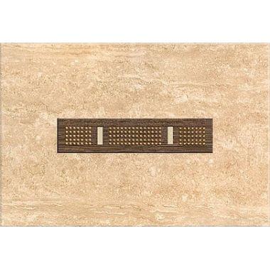 Azori Декор Травертино Прагматика 27,8x40,5
