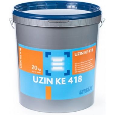 Клей для линолеума UZIN- КЕ 418  18 кг