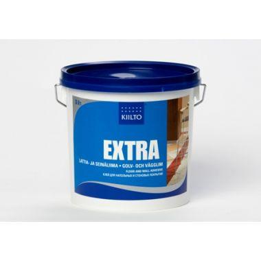 Kiilto EXTRA Клей для стеновых и напольных покрытий 3,6 кг.