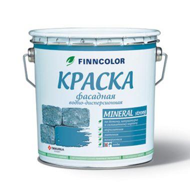 MINERAL STRONG LAP фасадная краска 2.7 л
