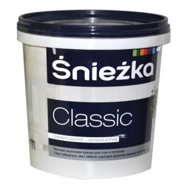Водоэмульсия Sniezka CLASSIC 1л