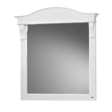 Зеркало Каталония В 85 белое