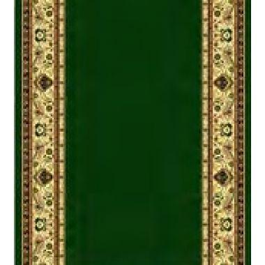 Кремлёвская дорожка BCF GOLD 046/32 Зелёная ширина 1,5