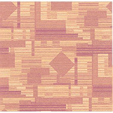 Бытовой ковролин Aquarelle 3867 8 40244 Бежевый с квадратами 4м