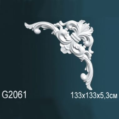 Декоративный орнамент G2061 (133x133x5,3см)