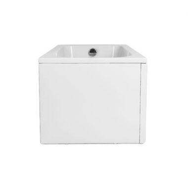 Универсальная боковая панель для прямоуголных ванн 75см в комплекте с элементами креплений