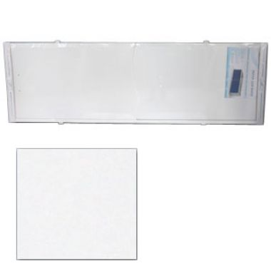 Экран под ванну 1,7м ОПТИМА наборный белый