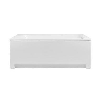 Универсальная фронтал. панель для прямоугольных ванн 160см в компл. с элементами креплеий
