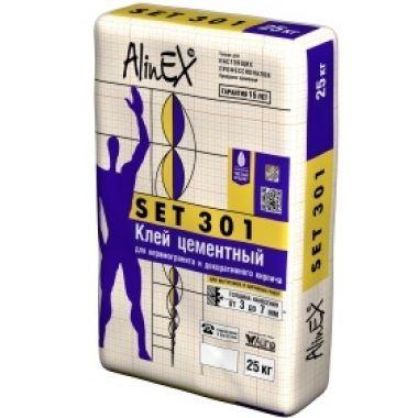 СЕТ-301 Клей для плитки и керамогранита 25кг