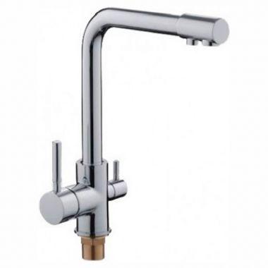 Ledeme l4055-3 смеситель для кухни с подключением к системе очистки воды