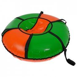 Тюбинг - ватрушка Вихрь  диаметр 100 см цвета цвета микс 913912