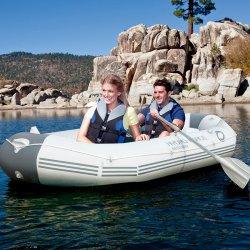 Лодка надувная 3-местная Naviga до 190 кг 228*121 см, Bestway (61064), 830-061