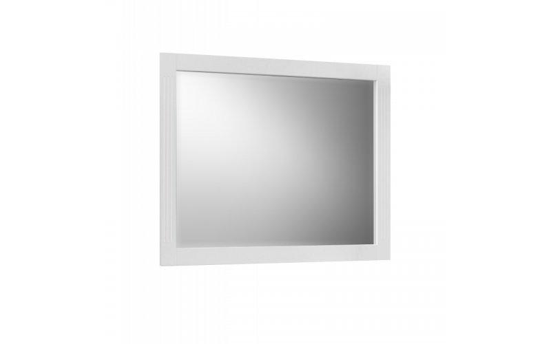 Зеркало Рояль В 80 Белый глянц.(1)